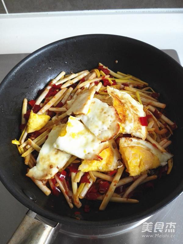 泡椒荷包蛋怎么炒