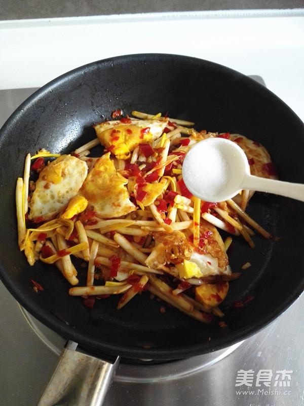 泡椒荷包蛋怎么煮