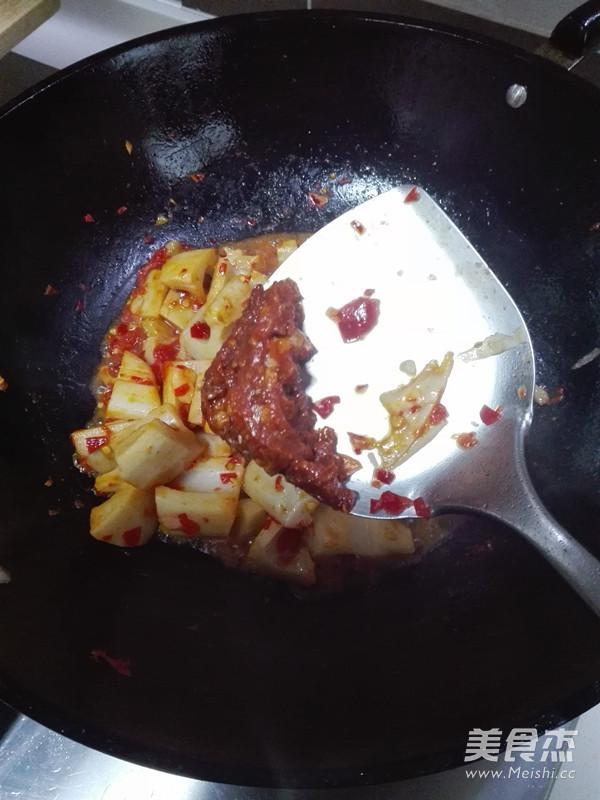 泡椒藕丁怎么吃
