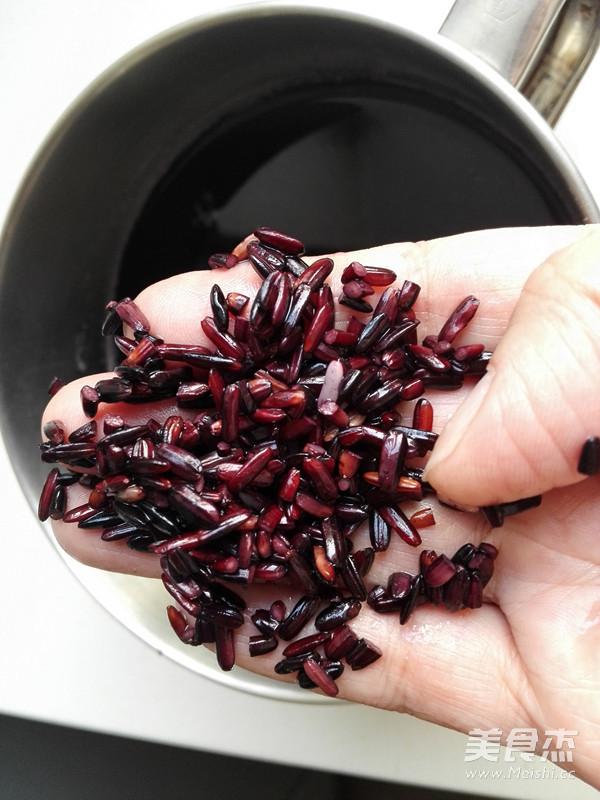 芒果椰浆黑糯米的做法图解