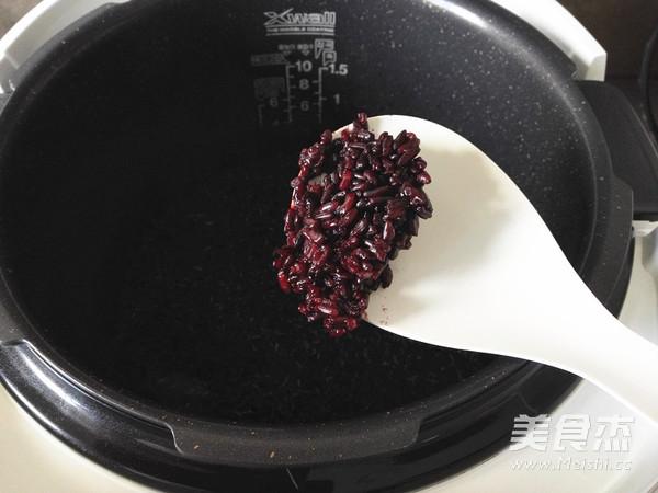 芒果椰浆黑糯米怎么煮