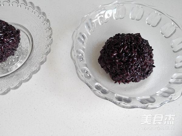 芒果椰浆黑糯米怎么煸