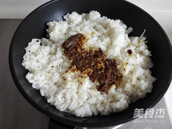 咖喱花菜焗饭怎么做