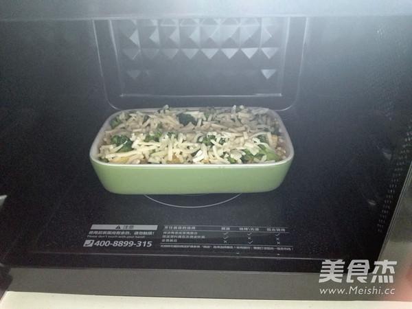 咖喱花菜焗饭怎样煸