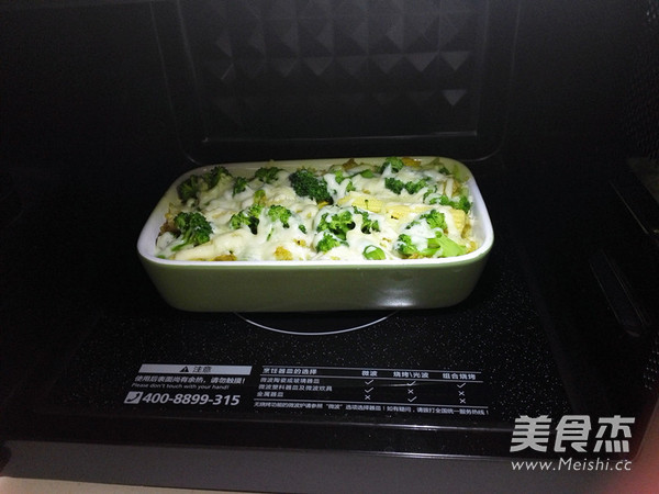 咖喱花菜焗饭怎样炒