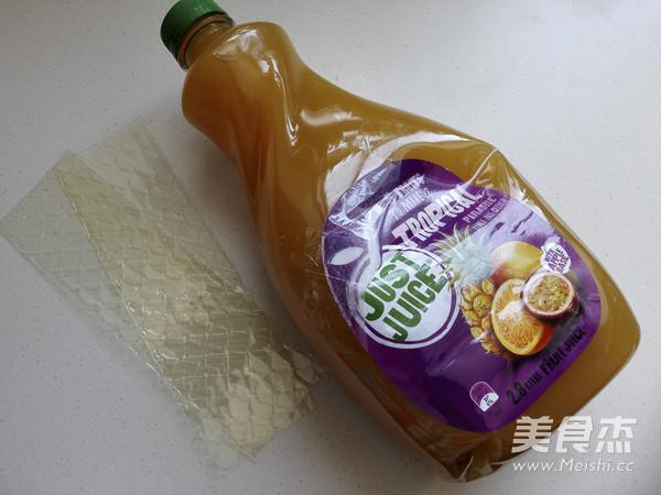 果汁软冻的做法大全