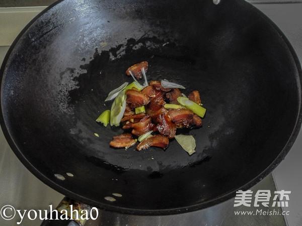 咸肉冬瓜汤的家常做法