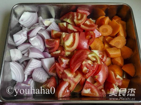 西红柿牛腩煲的家常做法