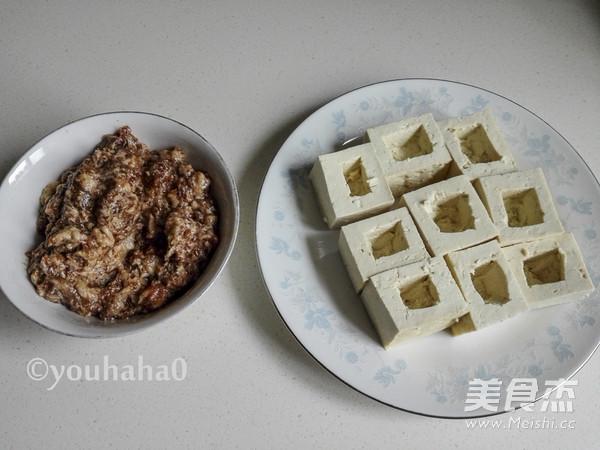 无油炸豆腐盒的做法大全