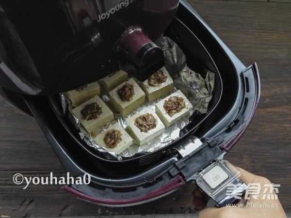 无油炸豆腐盒的家常做法
