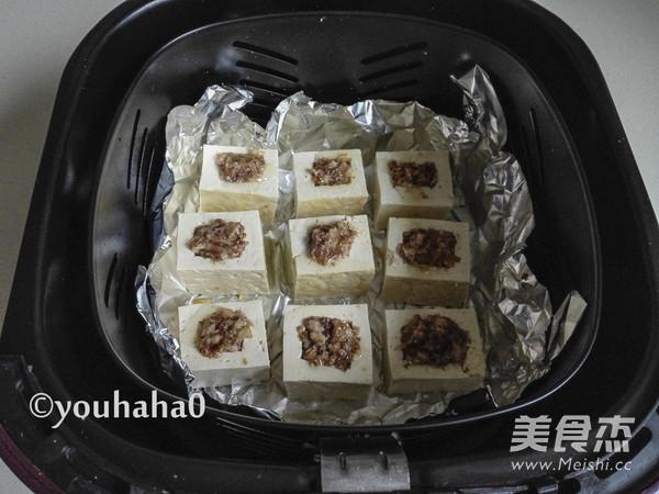 无油炸豆腐盒的做法图解