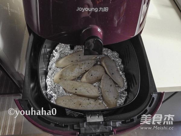 烤杏鲍菇的家常做法