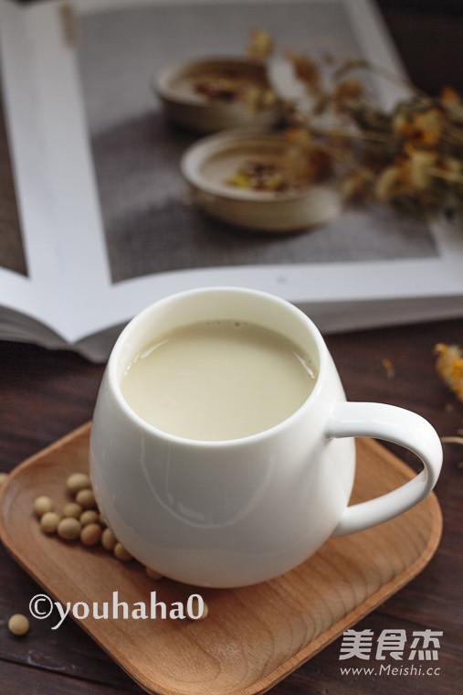 燕麦谷奶成品图