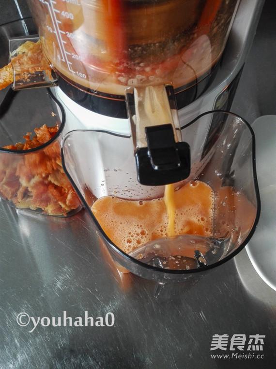 胡萝卜苹果橙汁怎么做