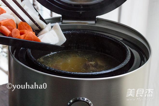 牛尾汤怎么做