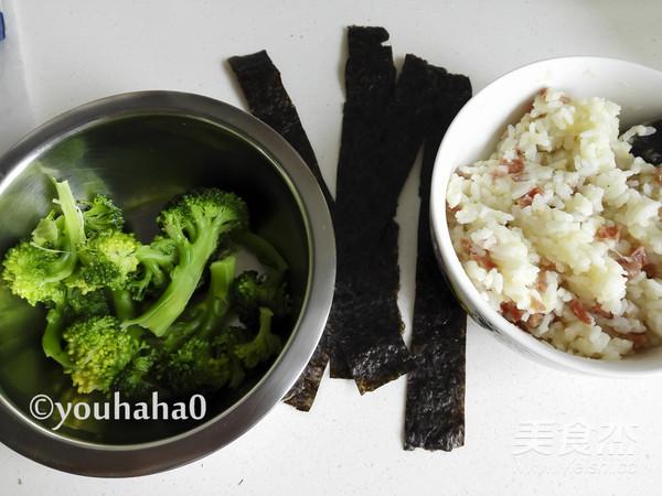 简易米饭便当的家常做法