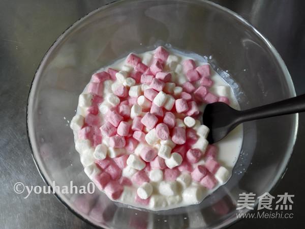 棉花糖奶冻的做法图解