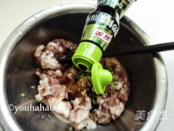 卷心菜香菇饺子的家常做法