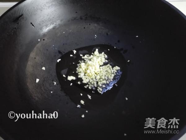 蒜蓉空心菜梗的简单做法