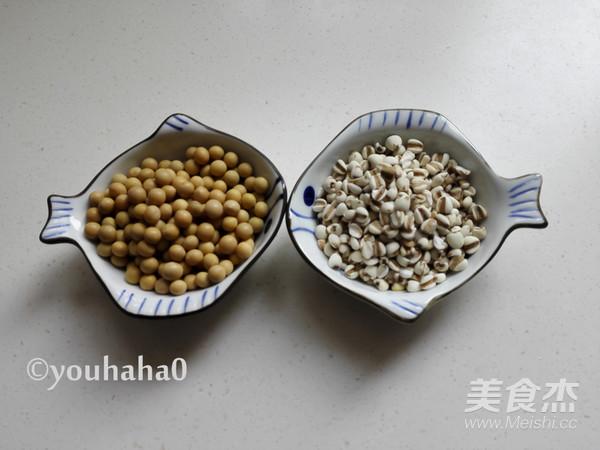 薏米豆浆的做法大全