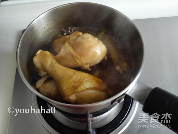 豉油鸡腿怎么炒