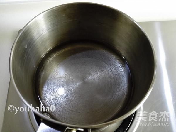 红油豌豆凉粉的简单做法