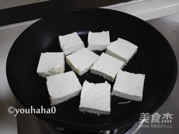 酱烧豆腐的简单做法