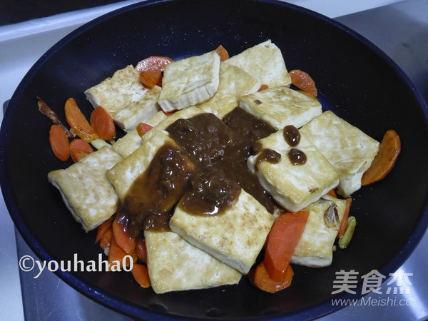 酱烧豆腐怎么煮
