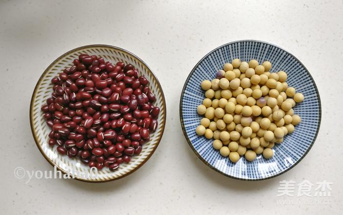 红豆豆浆的做法大全