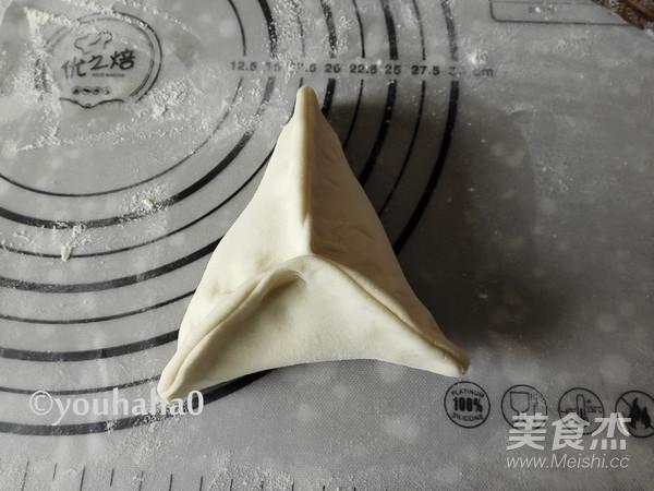 糖三角的简单做法