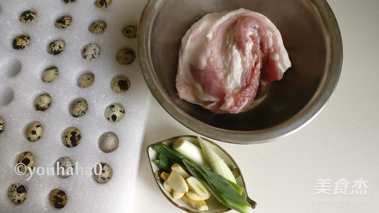 鹌鹑蛋烧肉的做法大全