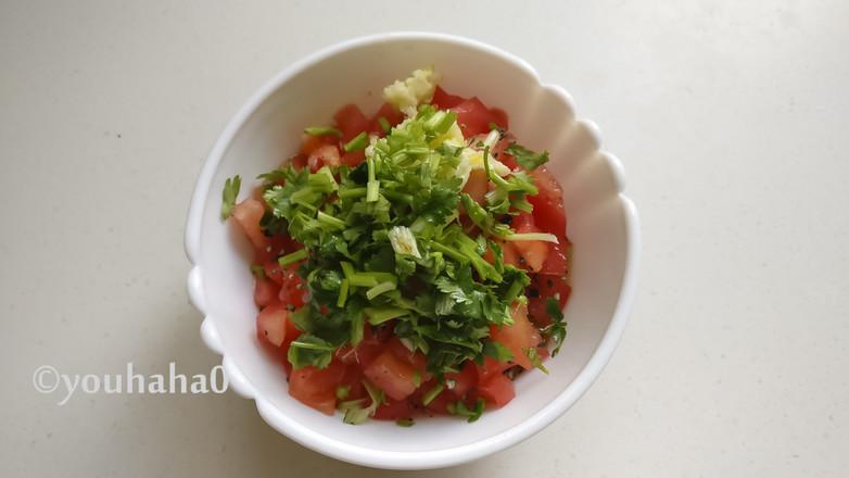 番茄莎莎酱怎么煮
