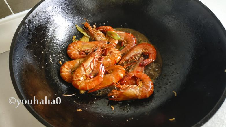 油焖大虾怎样煸