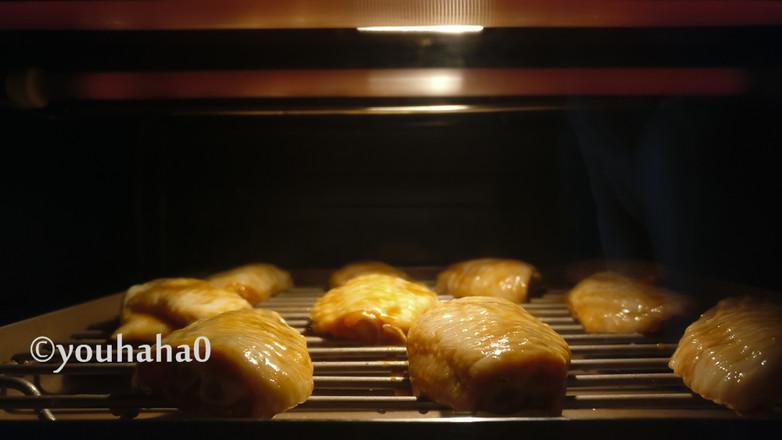 香烤鸡翅中的家常做法