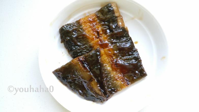 蒲烧鳗鱼饭的做法图解