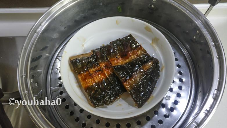 蒲烧鳗鱼饭的家常做法