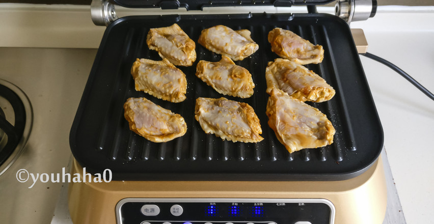 煎鸡翅中的家常做法