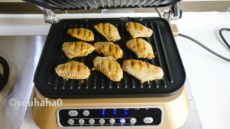 煎鸡翅中的简单做法