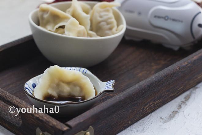 酸菜饺子怎么做