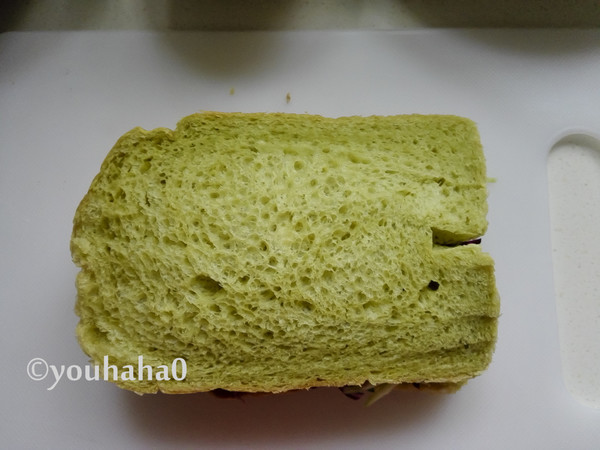 金枪鱼蔬菜三明治怎么煮