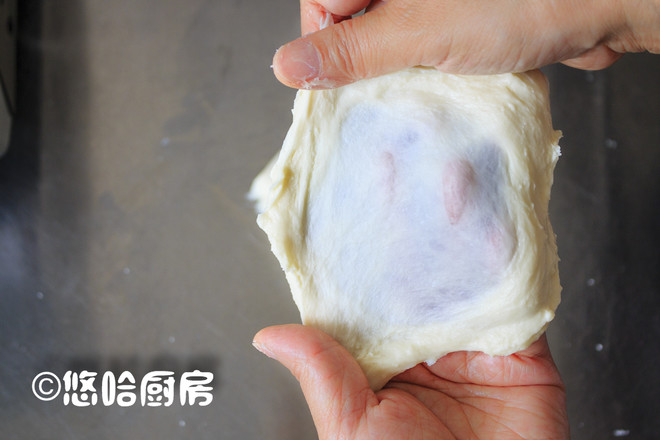 日式红豆面包的简单做法