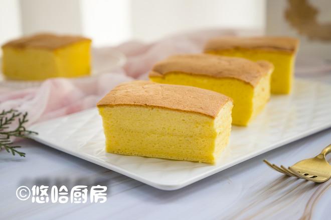 古早味蛋糕怎样做