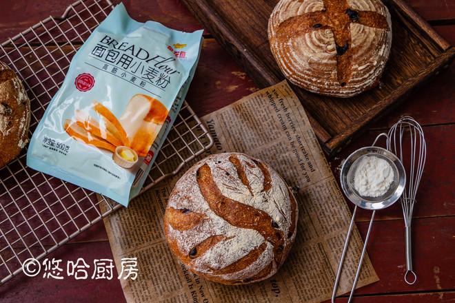 黑麦乡村面包怎样煸