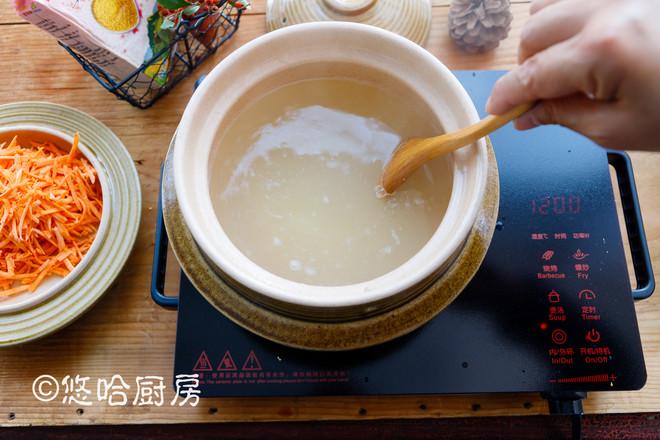 红薯小米粥的简单做法