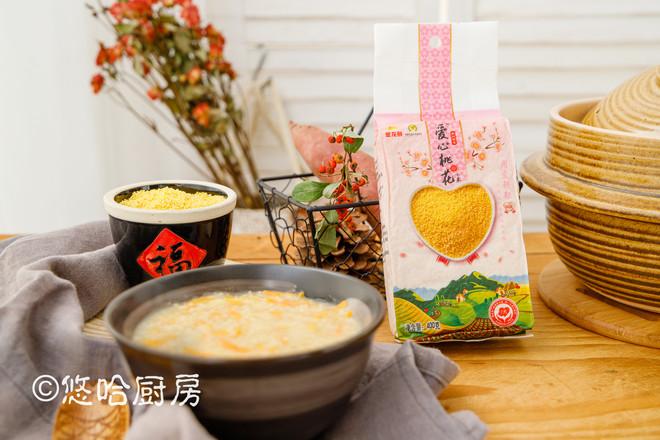 红薯小米粥怎么炒