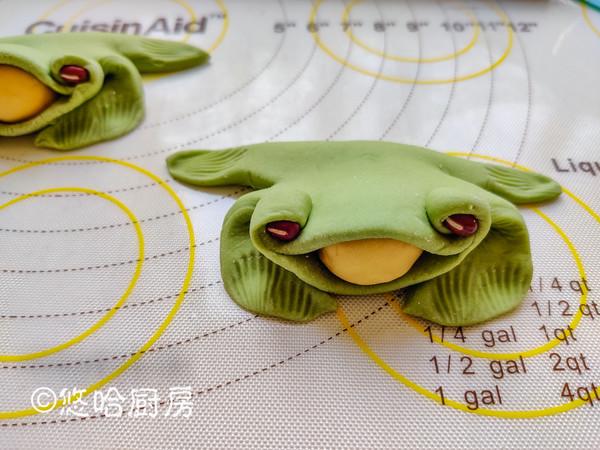 青蛙馒头怎么做