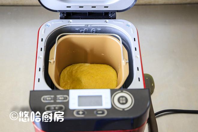 大黄米年糕的步骤