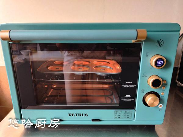 甜甜圈蛋糕怎么做