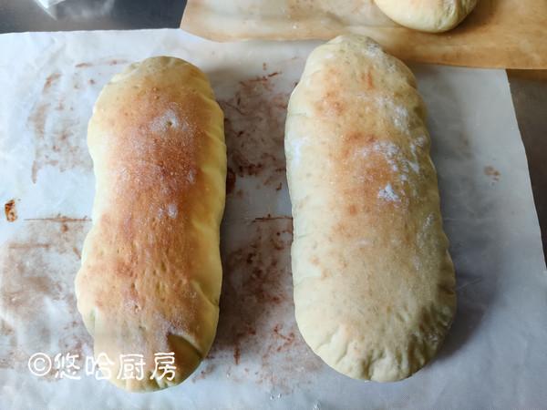 口袋面包的步骤