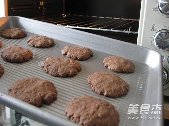 巧克力曲奇饼干怎样煸